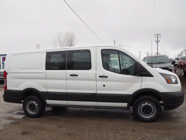 2018 Transit 250 Low Roof 4x2,  Masterack Upfitted Cargo Van #JF165 - photo 4