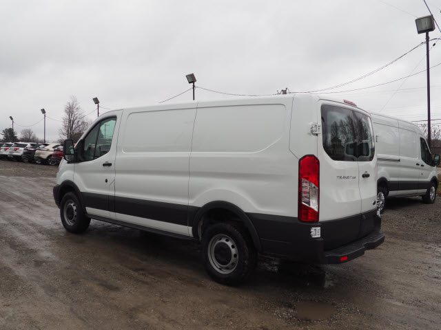 2018 Transit 250 Low Roof 4x2,  Masterack Upfitted Cargo Van #JF165 - photo 5