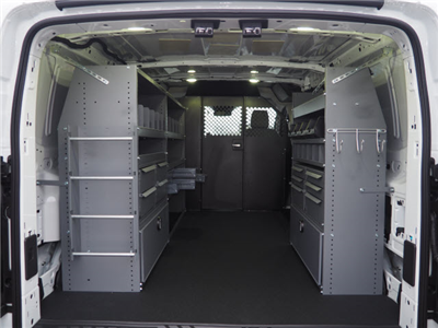 2018 Transit 250 Low Roof 4x2,  Upfitted Cargo Van #JF165 - photo 2