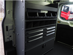 2018 Transit 250 Low Roof 4x2,  Upfitted Cargo Van #JF165 - photo 9