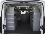 2018 Transit 250 Low Roof 4x2,  Masterack Upfitted Cargo Van #JF165 - photo 1