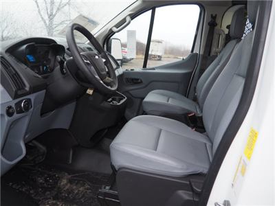 2018 Transit 250 Low Roof 4x2,  Masterack Electrical Contractor Upfitted Cargo Van #JF166 - photo 6