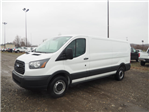 2018 Transit 250 Low Roof 4x2,  Masterack Electrical Contractor Upfitted Cargo Van #JF166 - photo 5