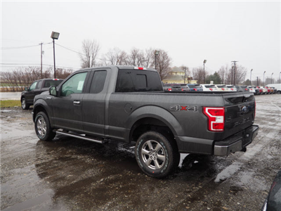 2018 F-150 Super Cab 4x4, Pickup #JF172 - photo 2