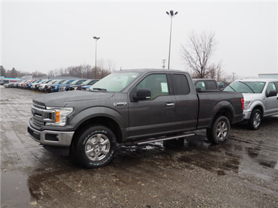 2018 F-150 Super Cab 4x4, Pickup #JF172 - photo 4