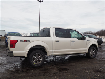 2018 F-150 Crew Cab 4x4, Pickup #JF188 - photo 3