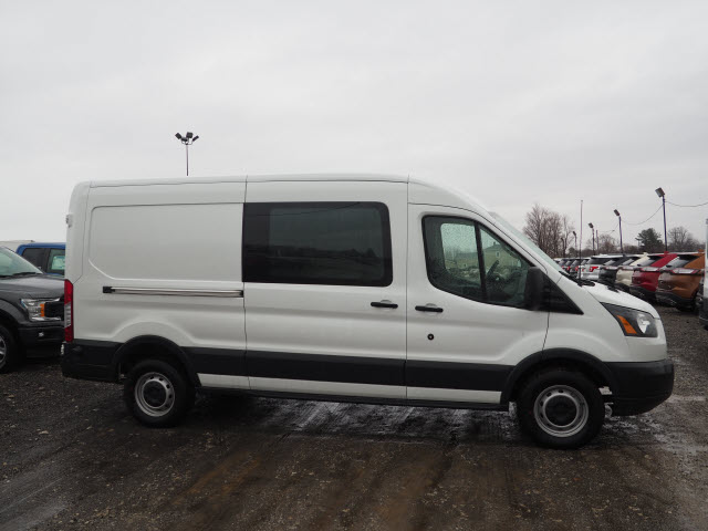2018 Transit 250 Med Roof 4x2,  Masterack Upfitted Cargo Van #JF200 - photo 3