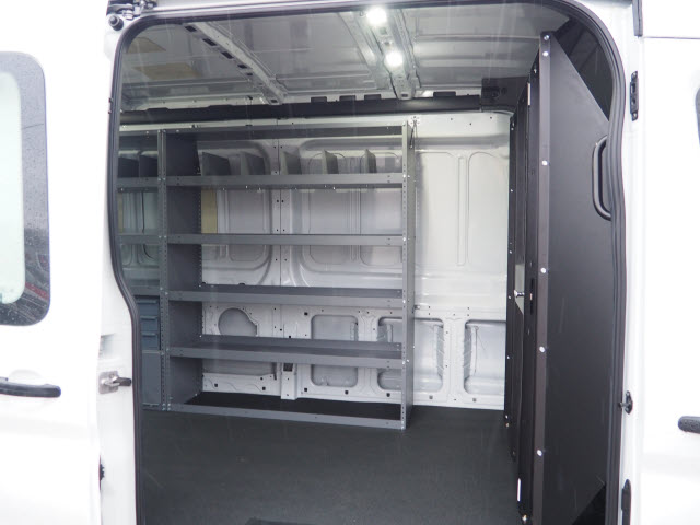 2018 Transit 250 Med Roof 4x2,  Masterack Upfitted Cargo Van #JF200 - photo 8