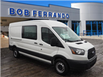2018 Transit 250 Med Roof 4x2,  Masterack Upfitted Cargo Van #JF200 - photo 1