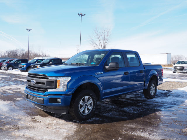 2018 F-150 SuperCrew Cab 4x4,  Pickup #JF211 - photo 4
