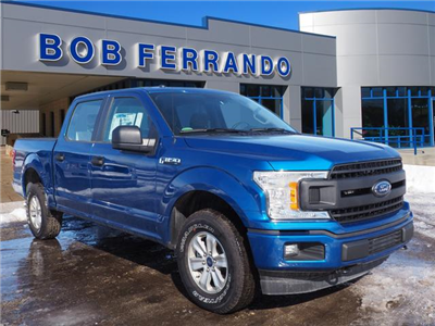 2018 F-150 SuperCrew Cab 4x4,  Pickup #JF211 - photo 1