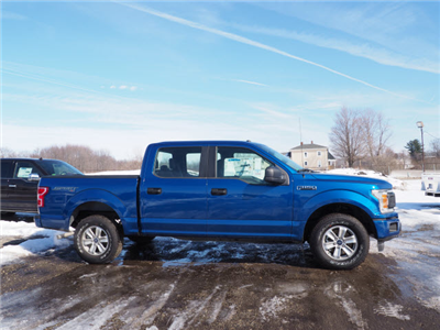 2018 F-150 SuperCrew Cab 4x4,  Pickup #JF211 - photo 3