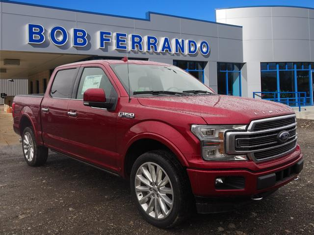 2018 F-150 Crew Cab 4x4, Pickup #JF228 - photo 1