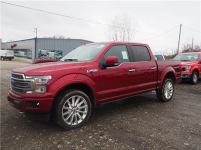 2018 F-150 Crew Cab 4x4, Pickup #JF228 - photo 3