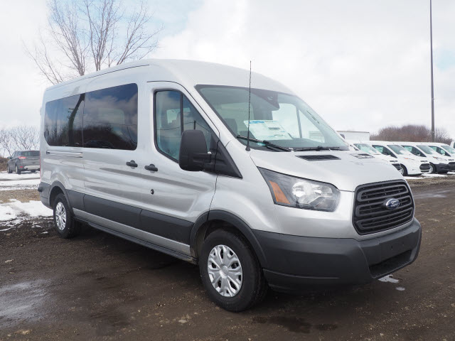 2018 Transit 350 Medium Roof, Passenger Wagon #JF286 - photo 4
