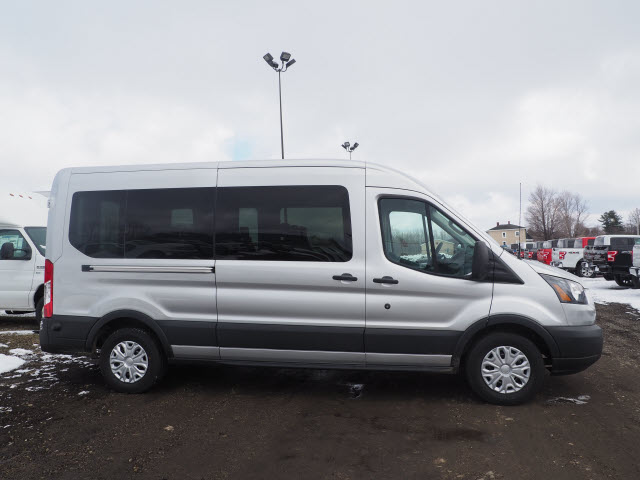 2018 Transit 350 Medium Roof, Passenger Wagon #JF286 - photo 5