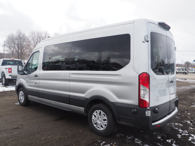 2018 Transit 350 Medium Roof, Passenger Wagon #JF286 - photo 2