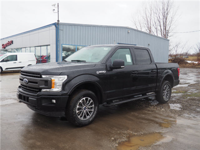 2018 F-150 SuperCrew Cab 4x4, Pickup #JF308 - photo 4