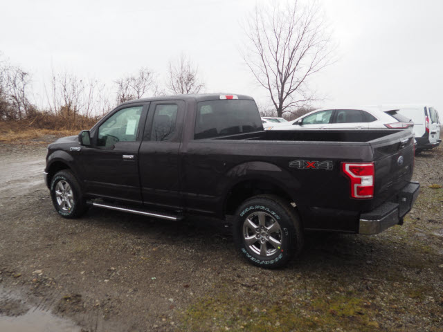 2018 F-150 Super Cab 4x4, Pickup #JF335 - photo 2