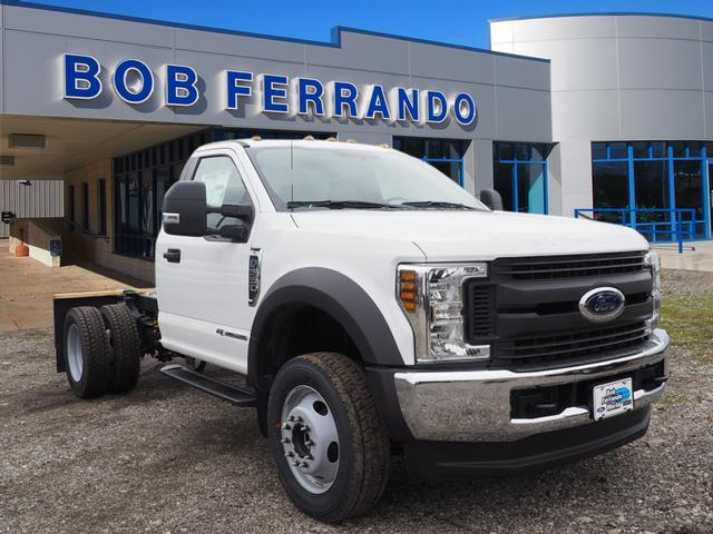 2018 F-550 Regular Cab DRW 4x4,  Cab Chassis #JF356 - photo 1