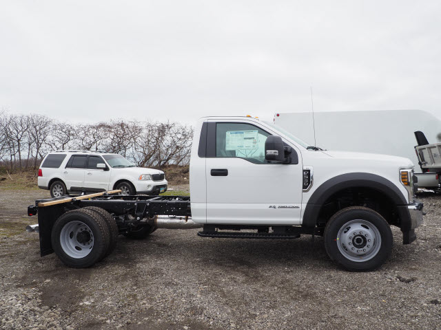 2018 F-550 Regular Cab DRW 4x4,  Cab Chassis #JF356 - photo 4