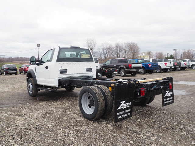 2018 F-450 Regular Cab DRW 4x2,  Cab Chassis #JF371 - photo 2