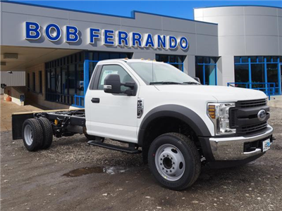 2018 F-450 Regular Cab DRW 4x2,  Cab Chassis #JF371 - photo 1