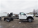 2018 F-450 Regular Cab DRW 4x2,  Cab Chassis #JF371 - photo 4