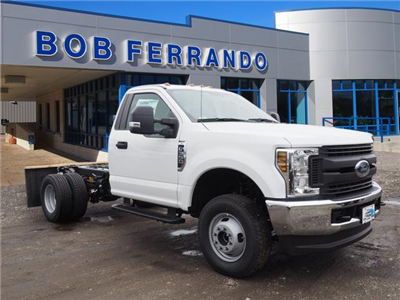 2018 F-350 Regular Cab DRW 4x4,  Cab Chassis #JF373 - photo 1