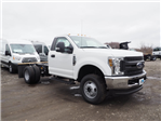 2018 F-350 Regular Cab DRW 4x4,  Cab Chassis #JF373 - photo 4