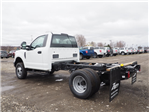 2018 F-350 Regular Cab DRW 4x4,  Cab Chassis #JF373 - photo 2