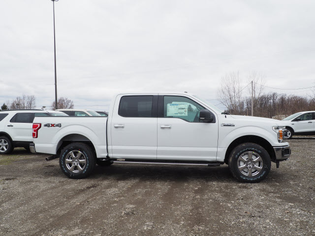 2018 F-150 SuperCrew Cab 4x4, Pickup #JF396 - photo 5