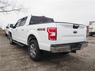 2018 F-150 SuperCrew Cab 4x4, Pickup #JF396 - photo 2