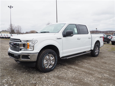 2018 F-150 SuperCrew Cab 4x4, Pickup #JF396 - photo 3