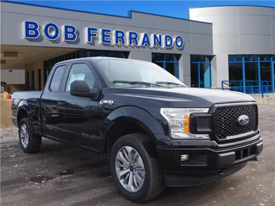 2018 F-150 Super Cab 4x4, Pickup #JF404 - photo 1