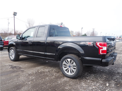 2018 F-150 Super Cab 4x4, Pickup #JF404 - photo 2