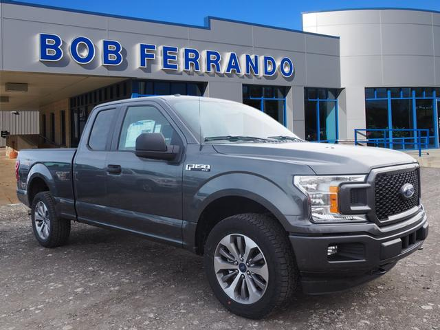 2018 F-150 Super Cab 4x4, Pickup #JF405 - photo 1
