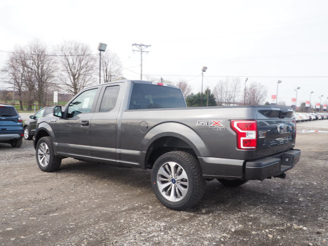 2018 F-150 Super Cab 4x4, Pickup #JF405 - photo 2