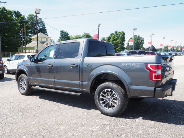 2018 F-150 SuperCrew Cab 4x4,  Pickup #JF519 - photo 2