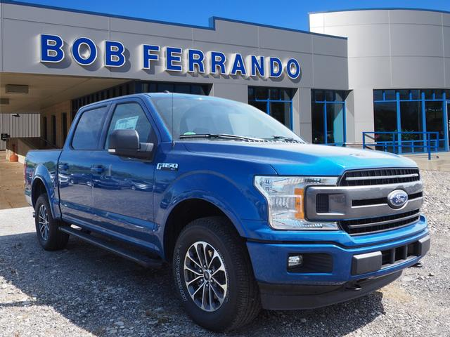 2018 F-150 SuperCrew Cab 4x4,  Pickup #JF555 - photo 1