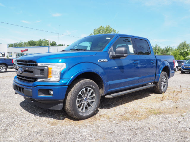 2018 F-150 SuperCrew Cab 4x4,  Pickup #JF555 - photo 4