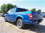 2018 F-150 SuperCrew Cab 4x4,  Pickup #JF555 - photo 2