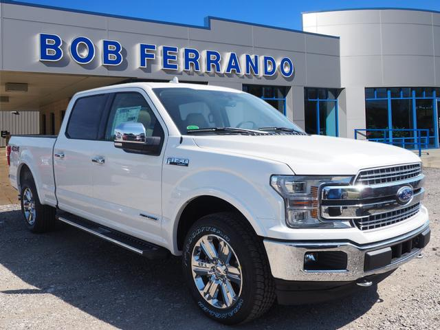 2018 F-150 SuperCrew Cab 4x4,  Pickup #JF605 - photo 1