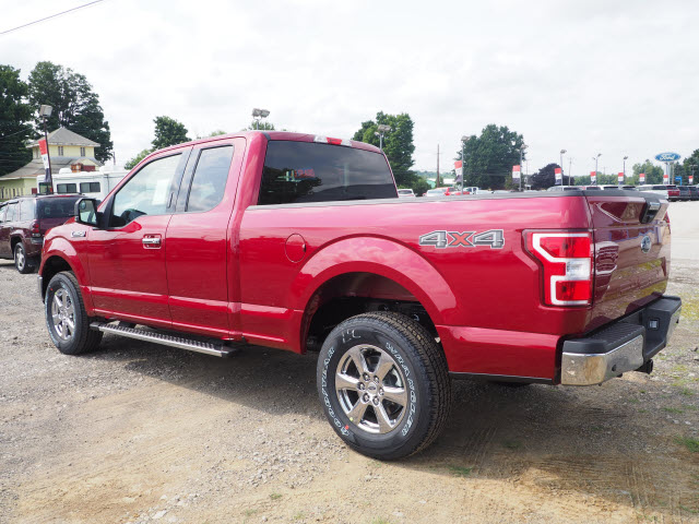 2018 F-150 Super Cab 4x4,  Pickup #JF628 - photo 2