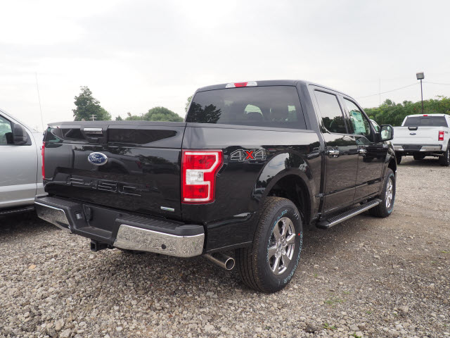 2018 F-150 SuperCrew Cab 4x4,  Pickup #JF651 - photo 2
