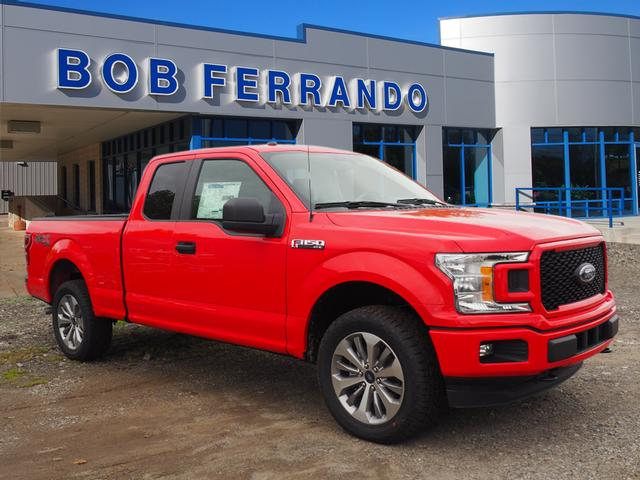 2018 F-150 Super Cab 4x4,  Pickup #JF690 - photo 1