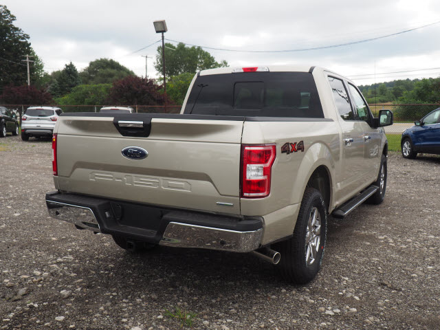 2018 F-150 SuperCrew Cab 4x4,  Pickup #JF692 - photo 2