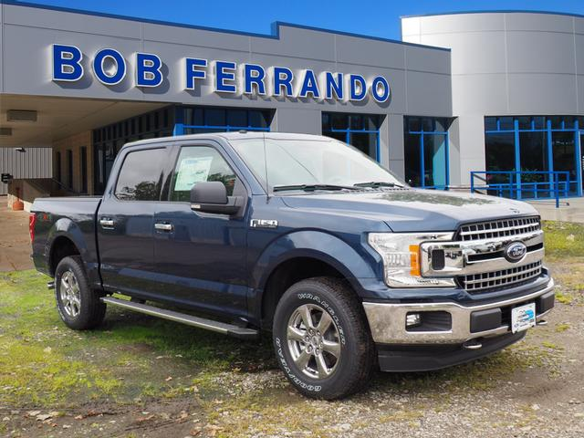 2018 F-150 SuperCrew Cab 4x4,  Pickup #JF707 - photo 1