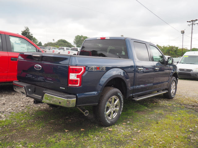 2018 F-150 SuperCrew Cab 4x4,  Pickup #JF707 - photo 2