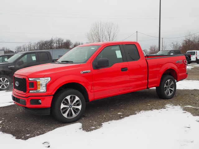 2019 F-150 Super Cab 4x4,  Pickup #KF110 - photo 1
